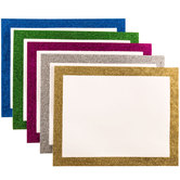"Glitter Frame Boards - 11"" x 14"""